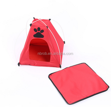 Hot wholesale High Quality Summer Collapsible Dog Tent House