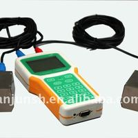 Handhold Ultrasonic Heating Flow Meter Transi