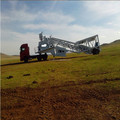 High Efficent 40YHZS40 Mobile Concrete Mixer Plant /Batching Plant for Iraq