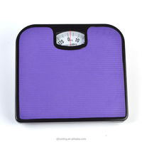 130 kg PU anty-slip mat mechanical weighing scale