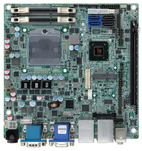 slim Mini-ITX SBC industrial mainboard/motherboard for desktop, integrated and stock