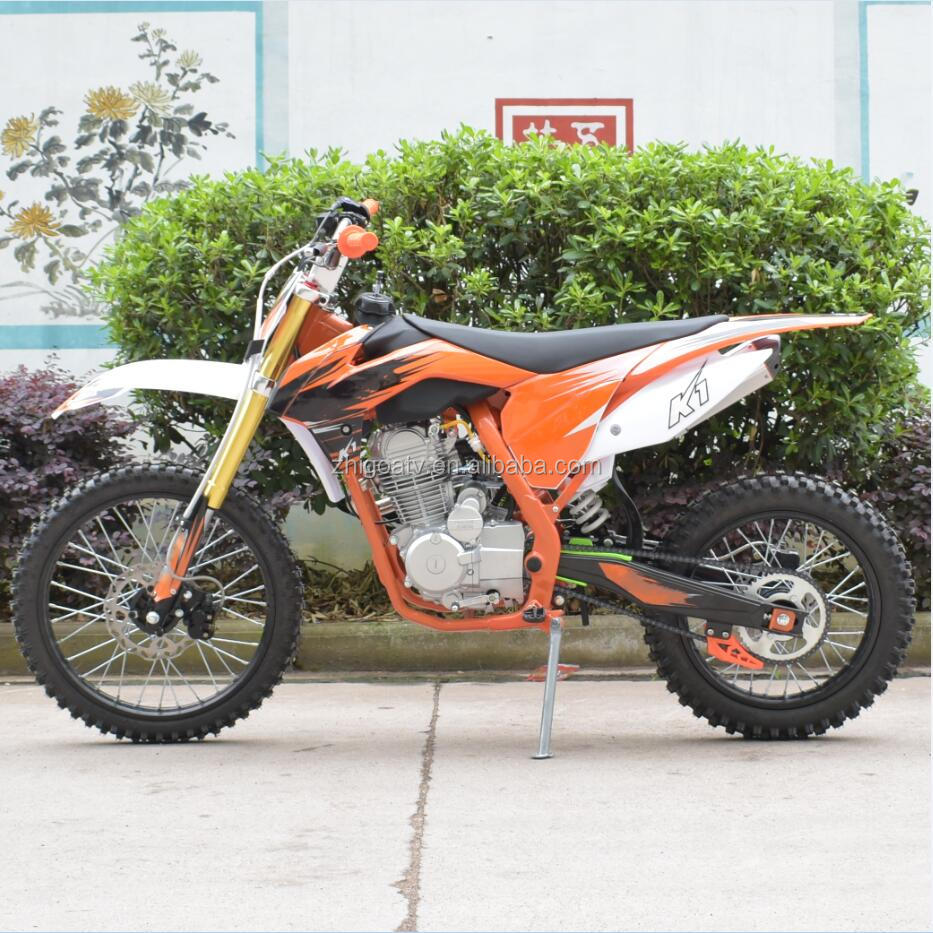 150cc 4 Stroke Single Cylinder Dirt Bike
