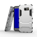TPU+PC Hybrid Hard Phone Case Cover for Samsung galaxy Note5 edge ,with stand function