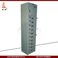Commerical furniture vertical storage cabinet steel used medical drawers cabinets for hospital