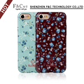 high quality PC Back cover with beautiful printing for iphone7