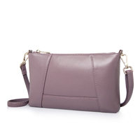 genuine leather women small wrist clutch lady bag high quality cowhide shoulder messenger crossbody bags