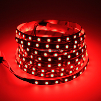 WS28115050 RGB Led Strip DC12V 60 Leds/M Full Color Flexible led strip