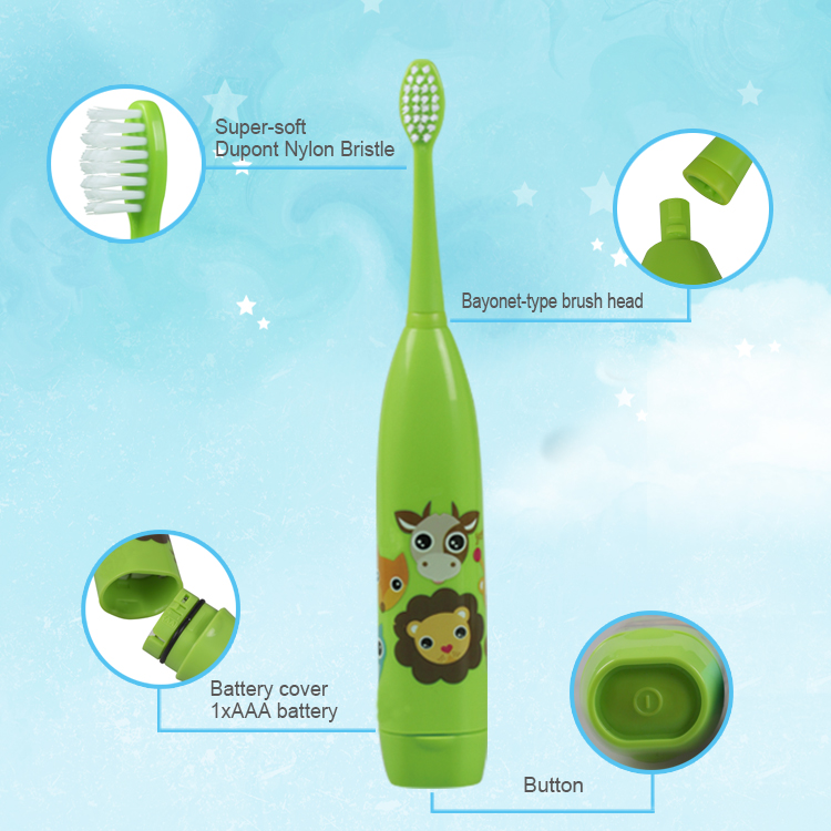 children/ kids sonic electric toothbrush SG919 with cheap price