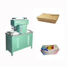 paper food container making machine to replace the foam lunch box