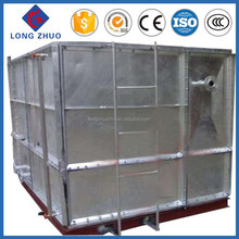 Hot-dipped Galvanized Pressed Stainless Steel Panels Storage Water Tank