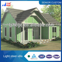 Polystyrene houses,philippines prefab construction,economical house designs for south Africa