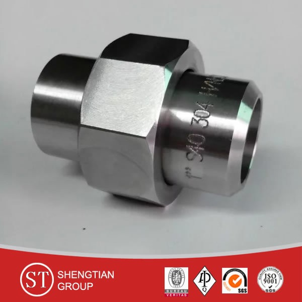 2 inch stainless steel union pipe <strong>fitting</strong>