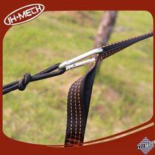 Customized 100% polyester adjustable hammock strap