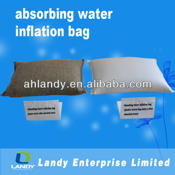 FLOOD CONTROL INFLATABLE SANDBAG