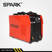 Russia rohs zx7-180 portable small electric single phase dc inverter arc mma welding machine