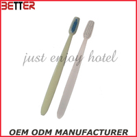 soft rounded bristle toothbrush