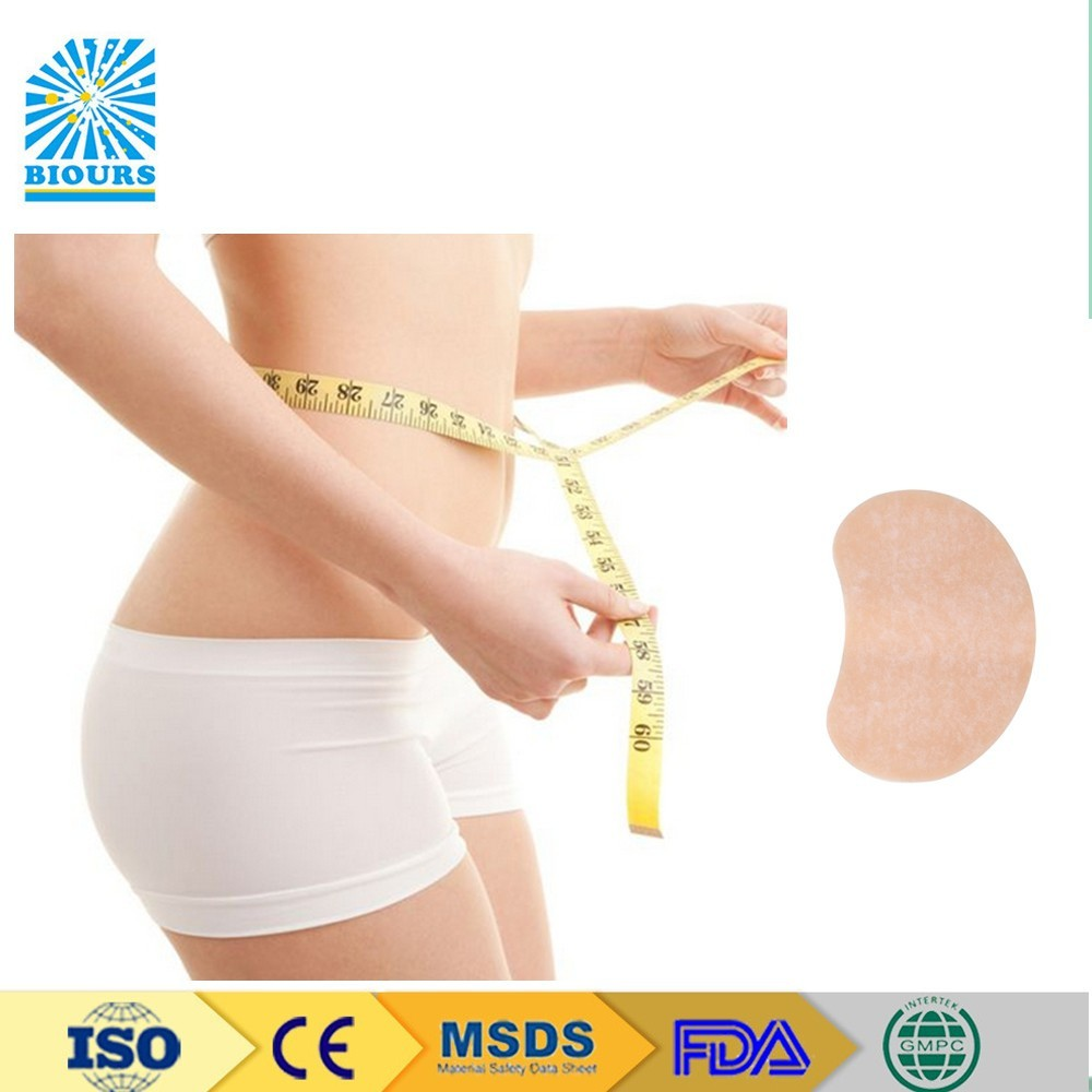 chinese weight loss patch instructions