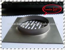 stainless floor drains cover plate (popular in North American Market)