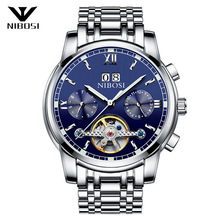 Factory directly sell men's mechanical watches men automatic watch wrist