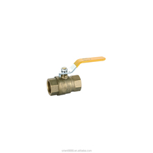 brass ball valve female thread with iron handle normal temperature medium pressure Hot product Taizhou,Zhejiang