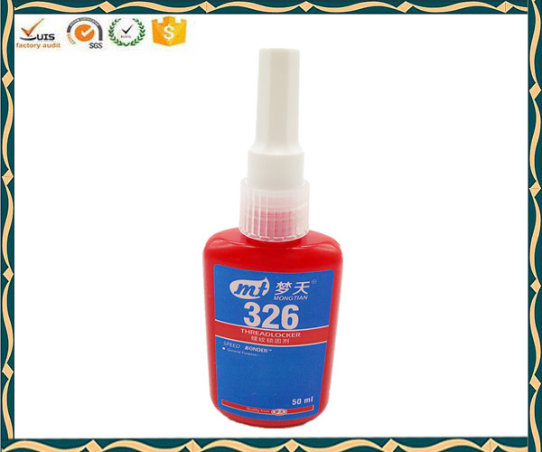 326 the structure of metal plastic glass steel adhesive glue