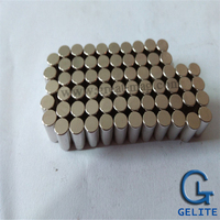High Performance Cylindrical Steady Strong Magnets