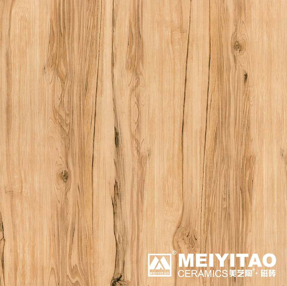 High quality ceramic tiles floor wood looking