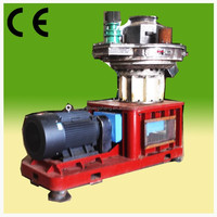 High efficiency 1-1.5t/h,1.5-2.5t/h Pellet mill For Wood Chips, Sawdust, Straw, Pasture