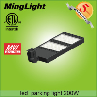 IP65 LED Light Street Pole Light 240W Meanwell Driver