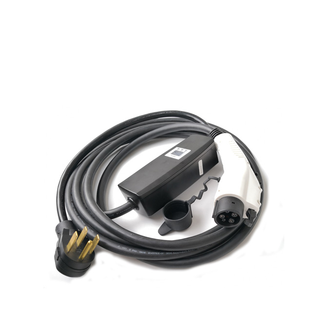 evse charging cable sae j1772 evse charger type 1 <strong>electric</strong> in car portable evse ev