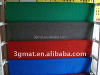 The direct manufacturer of PVC carpet (3G pvc mat)
