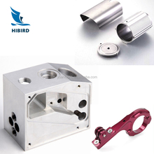 OEM High Quality ISO 9001 Supplier Precision Aluminium Profile CNC Mechanical Parts with Metal Fabrication Service