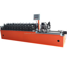 automatic sectional garage door panel cold rolled forming machine metal garage doors fence panels cold roll forming machine