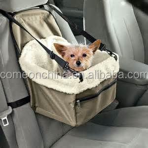 Portable Car pet booster seat hanging basket house pet travel carrier