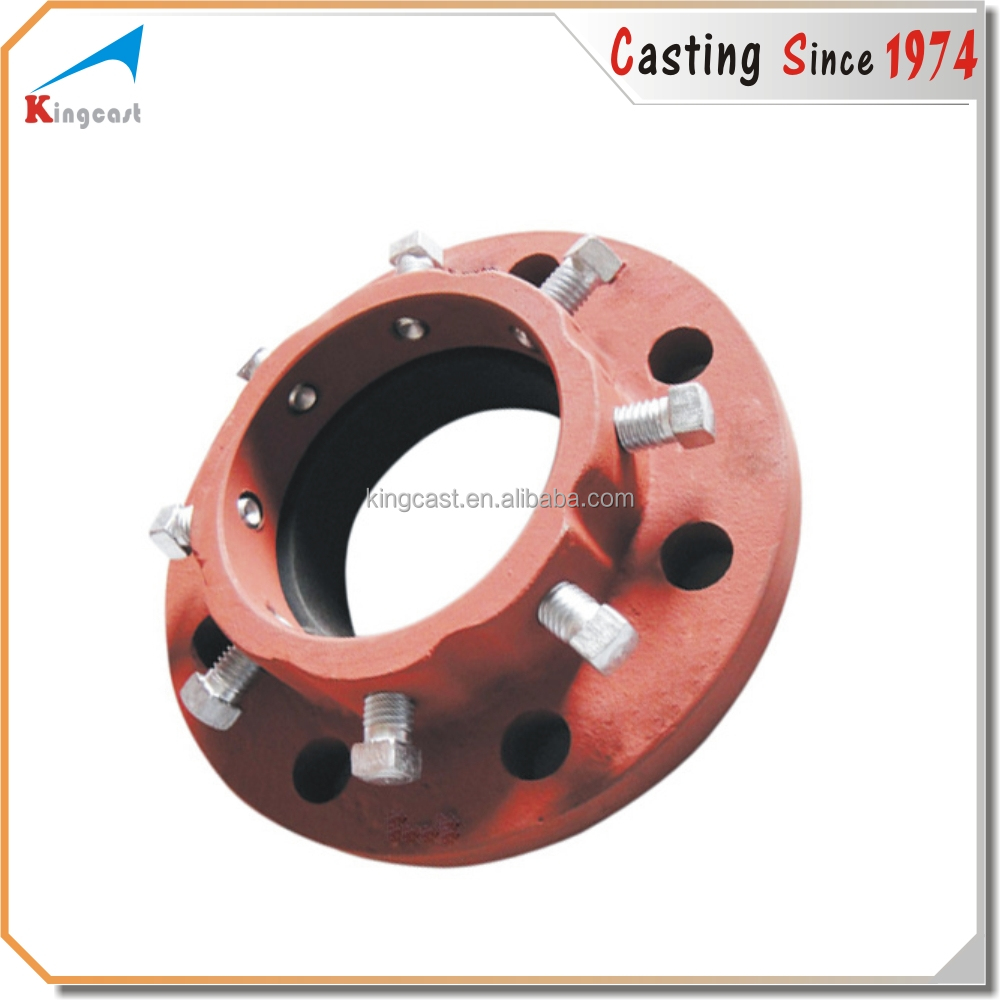 Custom industry metal tapped flanges