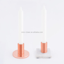 New product wholesale votive candle holder marble jar