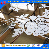 stainless steel decorative sheet 200 300 400 grade