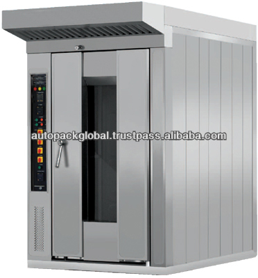 Fixed Trolley Baking Ovens