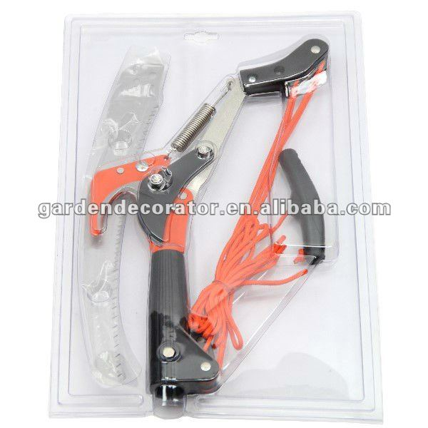 (GD-19530) 4-Pulley Pole Pruner