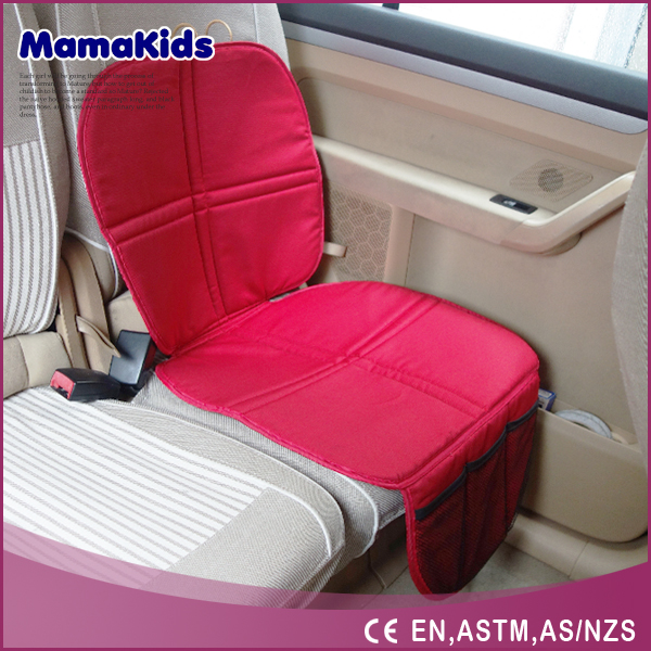 skid resistance child car seat protector