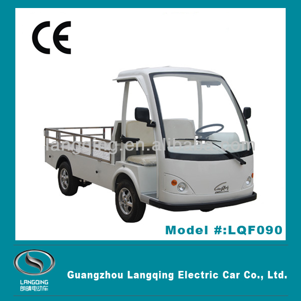 900kg truck LQF090 CE approved electric cargo van