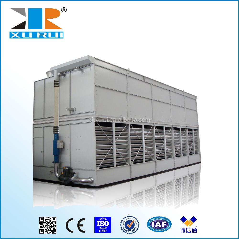 Evaporative Condensing Unit : Evaporative condenser for refrigeration condensing units
