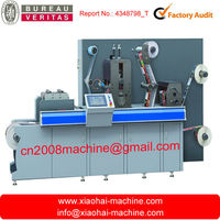 ZM-320 rotary label die cutting machine