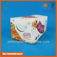 Made in China food grade ecofriendly motorcycle food delivery box