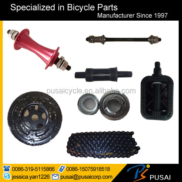 import bicycle spare parts from China