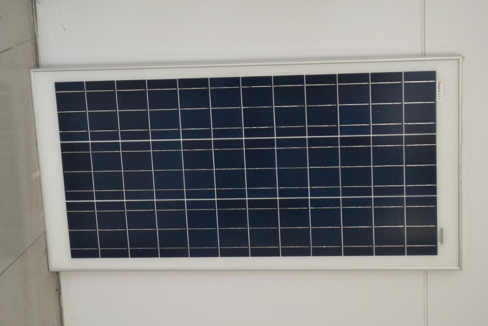 80W PV Poly Solar Module for solar panel system