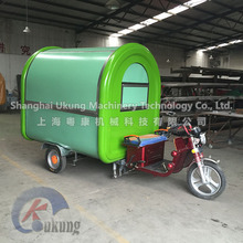 UKUNG Multi-function Bike Food Cart With Hot Sale