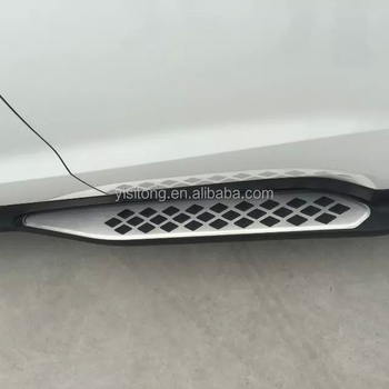 2014 VEZEL aluminium alloy car body parts running board auto parts side step