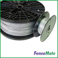 Electric Fence High Tensile Steel Wire