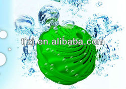 Aroma health wash ball/Enviroment eco-friendly earth stain remove laundry ball